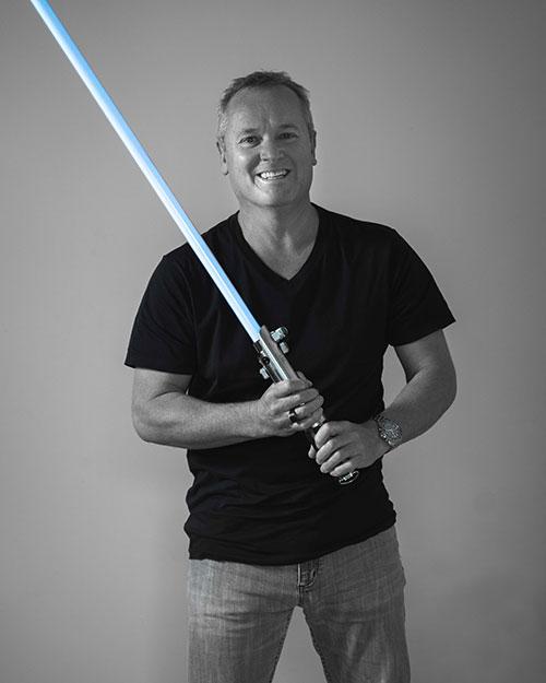 Mark Nelson - team leader